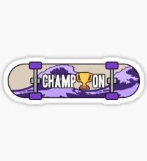 Skateboard Sticker Sticker