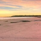 Entrance Point Dry Season Sunset  by Elliot62