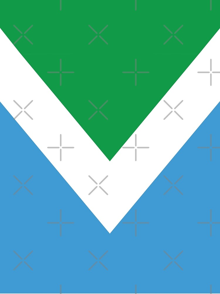 International Vegan Flag 2 by loeye