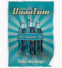 Nuka Cola Quantum Poster Poster