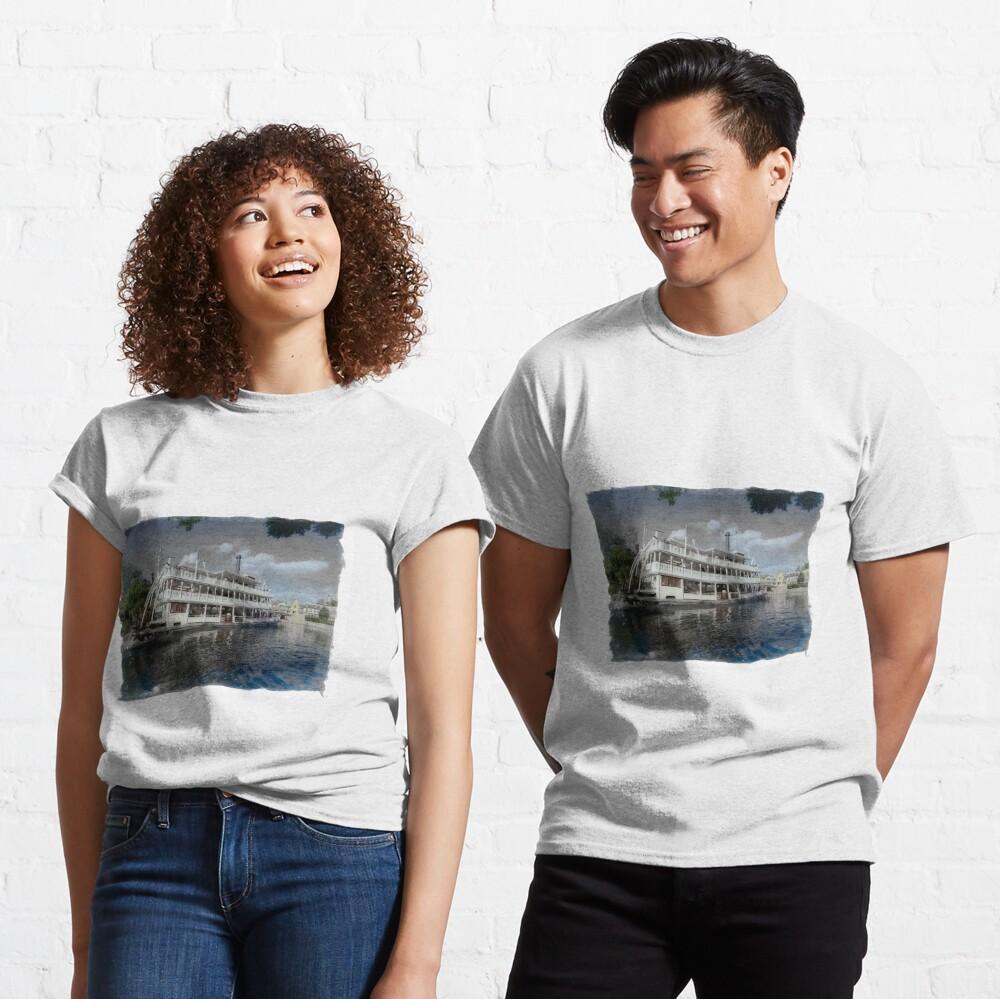 Painted Liberty Classic T-Shirt