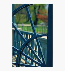 Iron Gate - Roger Williams Park Photographic Print