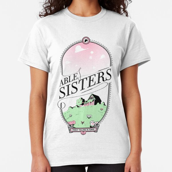 The Able Sisters Classic T-Shirt