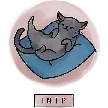 MBTI Cats: INTP by eilamona