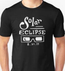 2017 Solar Eclipse Unisex T-Shirt
