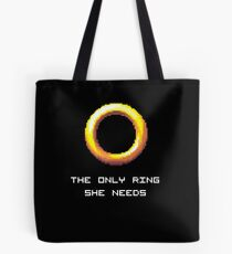 The Only Ring She Needs Tote Bag