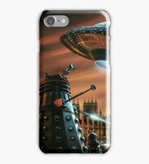 Doctor Who - The Dalek Invasion Of Earth  iPhone Case/Skin