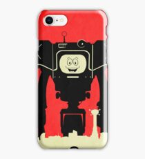 Yes Man Fallout NV Poster iPhone Case/Skin