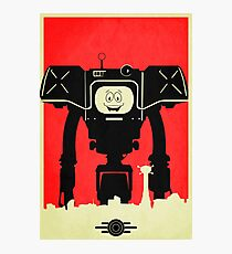 Yes Man Fallout NV Poster Photographic Print