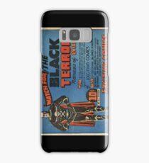 Watch For The Black Terror Samsung Galaxy Case/Skin