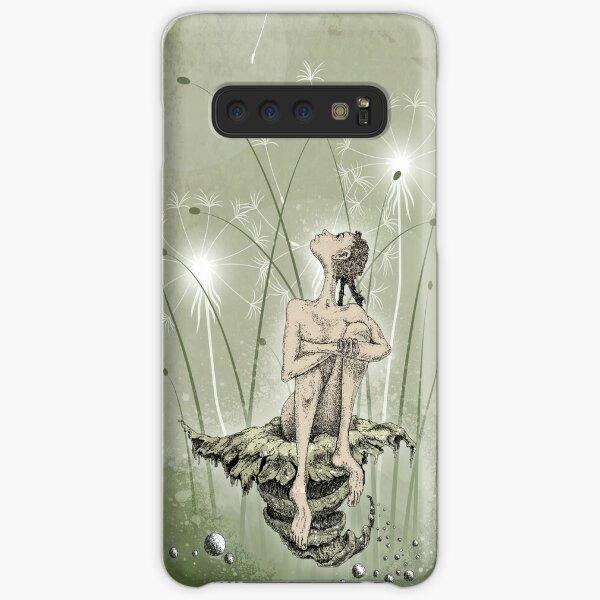 Dandelion Princess Samsung Galaxy Snap Case
