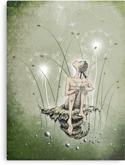 Dandelion Princess by Sonja Kallio