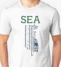Seattle Airport T-Shirt