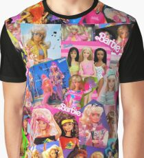 80's barbie Graphic T-Shirt