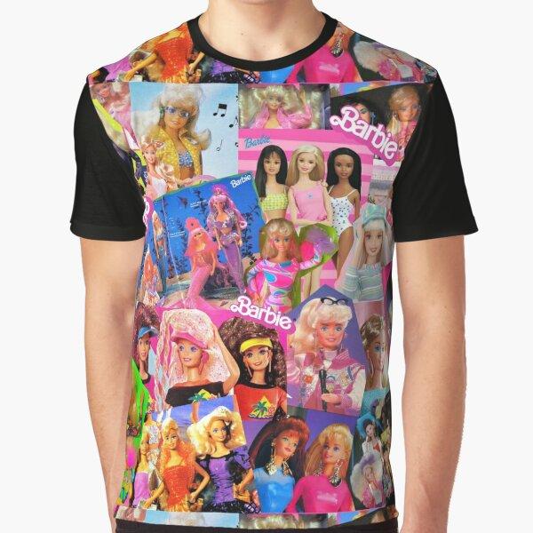 80's barbie Graphic T-Shirt