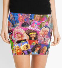 80's barbie Mini Skirt