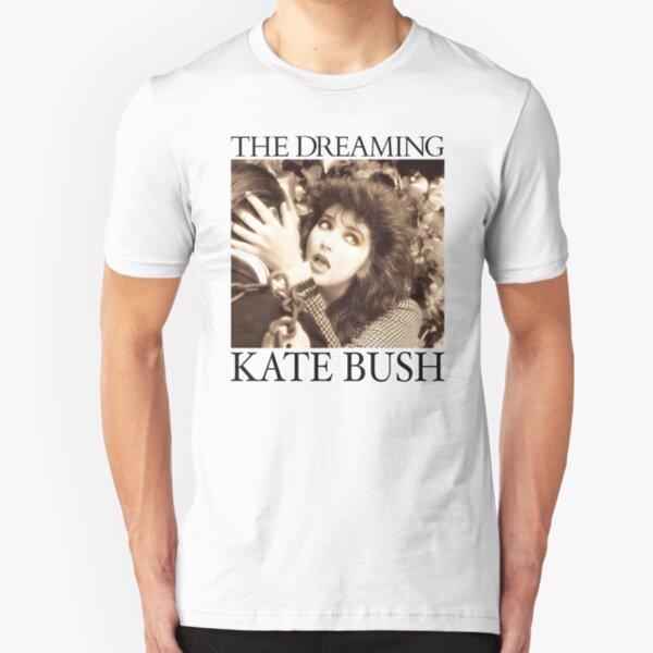 Kate Bush - The Dreaming Slim Fit T-Shirt