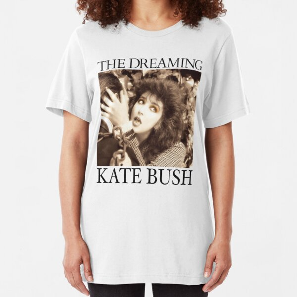 Kate Bush - The Dreaming Slim Fit T-Shirt