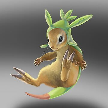 Chespin Chipmonk by SayUncle