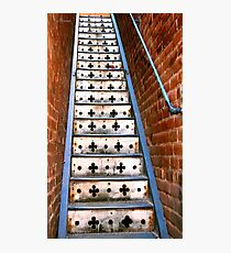 Lucky Steps Photographic Print