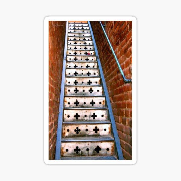 Lucky Steps Sticker