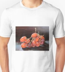 Colorful Red Grapes #2 T-Shirt