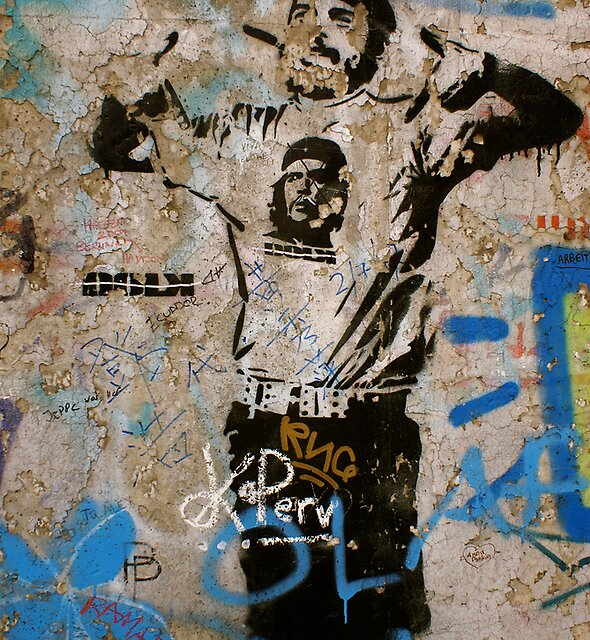 Socialism meets Consumerism - Che Che by Kiwikiwi