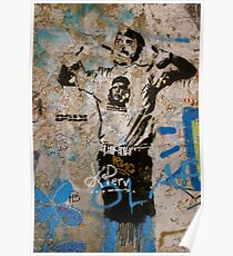 Socialism meets Consumerism - Che Che Poster