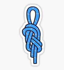 Figure 8 Knot - Climbing Knot Sticker