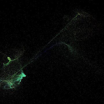 Stardust by destructopanda