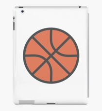 Basketball Icon iPad Case/Skin
