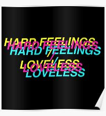 Hard Feelings/Loveless Poster