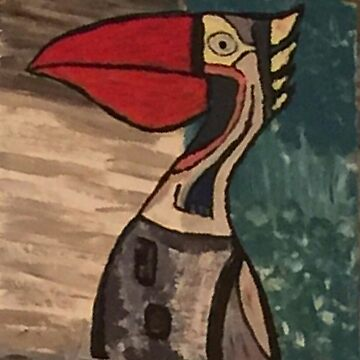 Pelican by JulieRobin