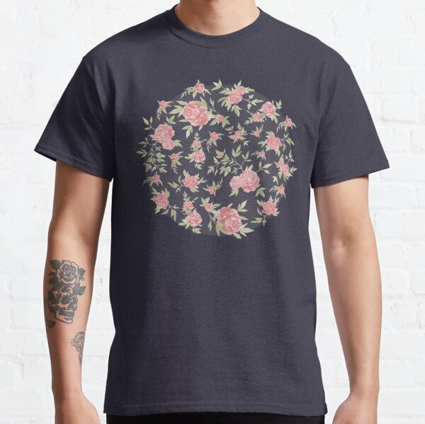 Peonies Classic T-Shirt