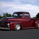1955 Ford Pickup Truck by TeeMack