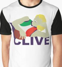 Clive Waterhouse - Classic Freo Graphic T-Shirt
