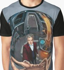 Doctor Who - The Twelfth Doctor Graphic T-Shirt