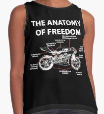 The Anatomy Of Freedom Shirt Contrast Tank