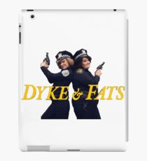 Dyke and Fats - SNL iPad Case/Skin