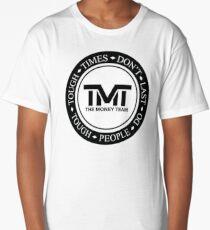 TMT | The Money Team | Tough Times Don't Last, Tough People Do Long T-Shirt