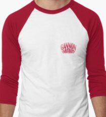 Gannon University Men's Baseball ¾ T-Shirt
