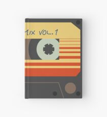 Awesome Mix Vol. 1 Hardcover Journal