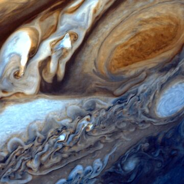 Jupiter Red Spot by collections