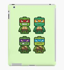 Chibi Ninja Turtles iPad Case/Skin