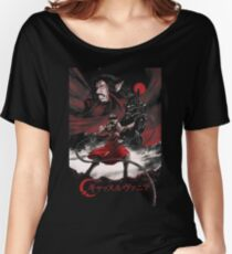 Castlevania The Series Women's Relaxed Fit T-Shirt