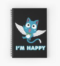 FairyTail - Happy Spiral Notebook