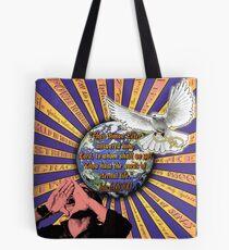 John 6:68 (KJV) Tote Bag