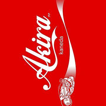 Akira Cola by RevolutionGFX