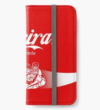 Akira Cola iPhone Wallet