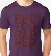 Photographer tshirt T-Shirt